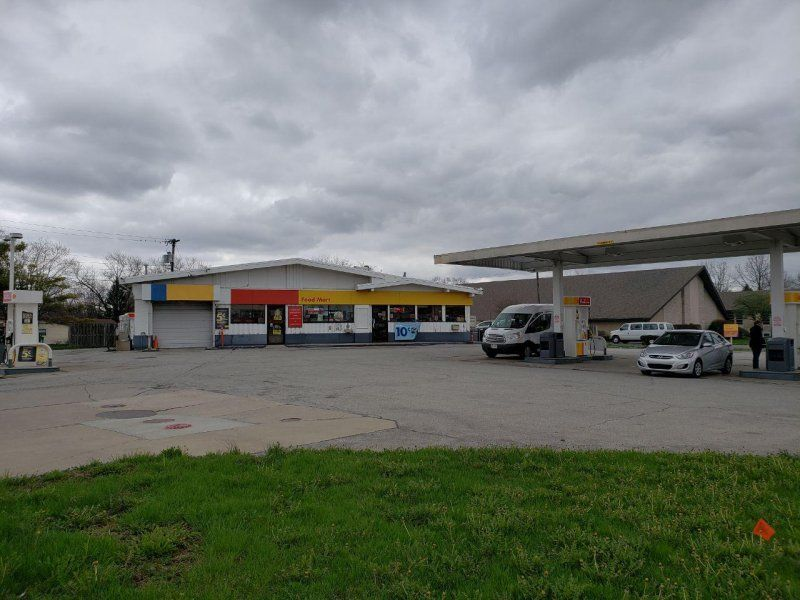 i70 & N Post Rd - Shell Gas Station - GetCoins