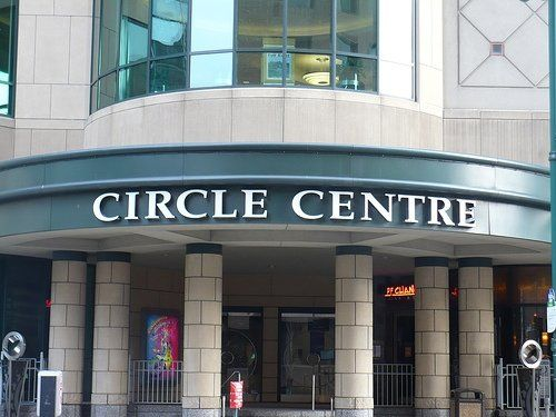 Circle Centre Mall - Guest Services - Crypto Dispensers Bitcoin ATMs