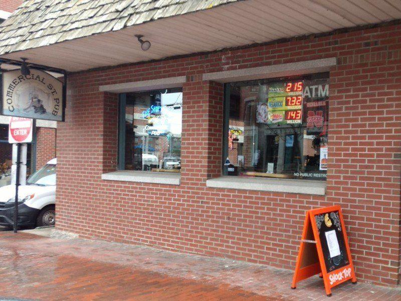 Commercial Street Pub - Oldport Portland ME - Maine Bitcoin