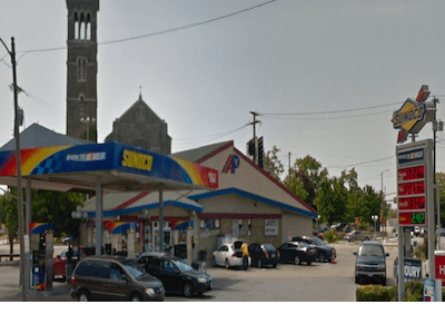 Monroe St - Sunoco Gas Station - GetCoins
