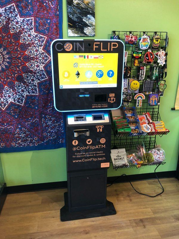 Charlotte Vapes - CoinFlip Bitcoin ATMs 1