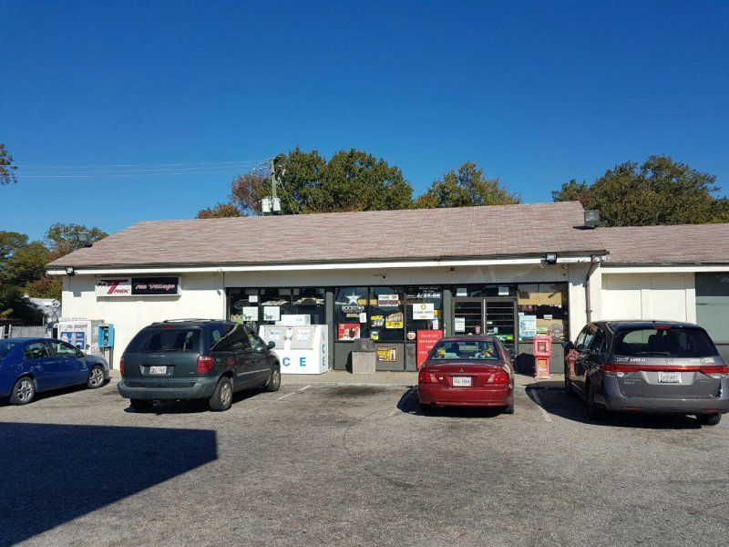 Citgo Gas Station - Azalea Garden Rd - Bitexpress 3