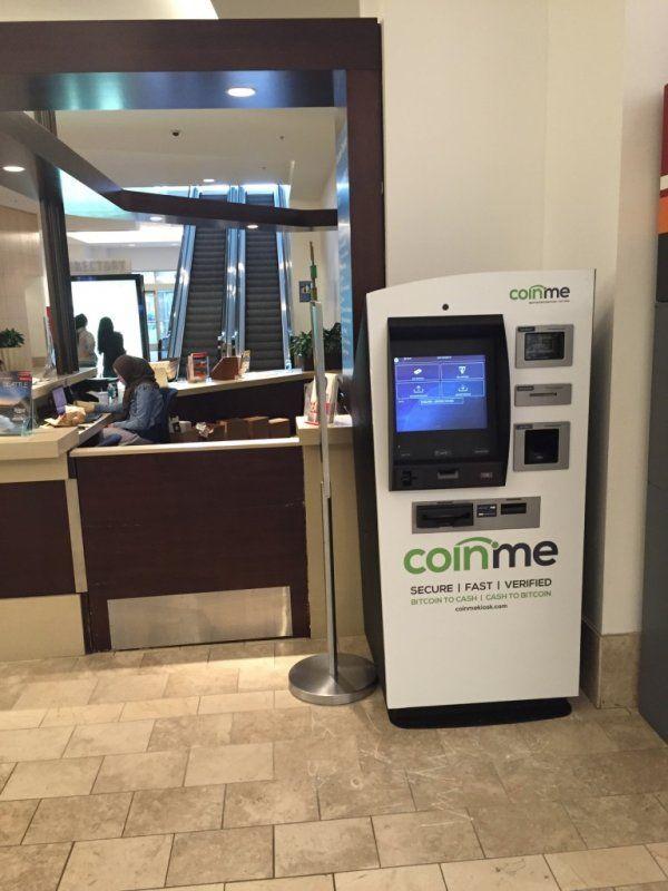 Southcenter Mall - Coinme