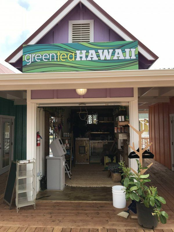 greenteaHAWAII - Hawaii BTC Vending