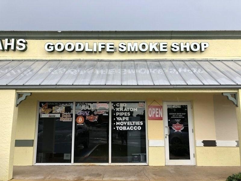 Goodlife Smoke Shop - Cryptobase