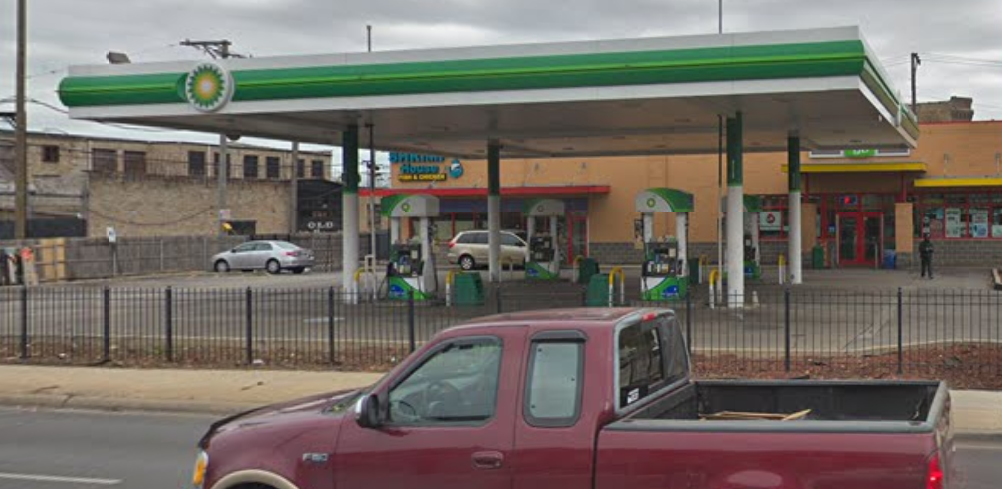BP Gas Station - Bitstop