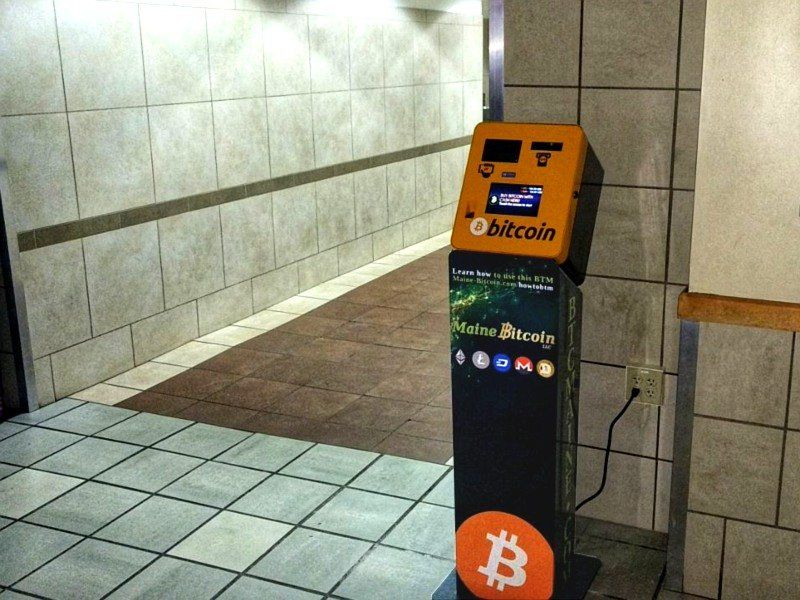 Maine Mall - South Portland ME - Maine Bitcoin 1
