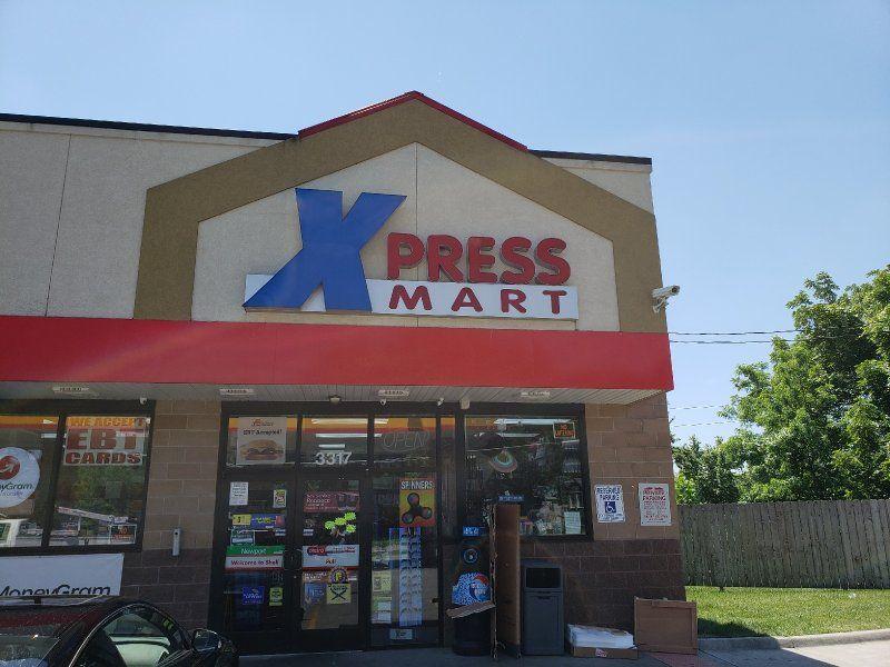 Express Mart / Shell - RockItCoin