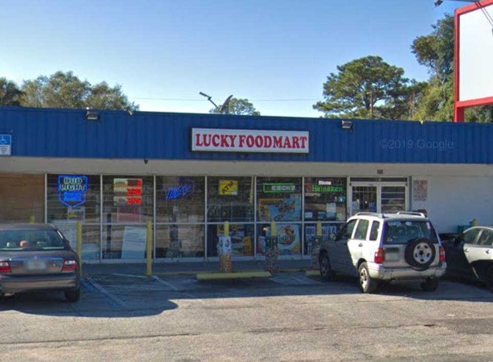 Lucky Food Mart - RockItCoin