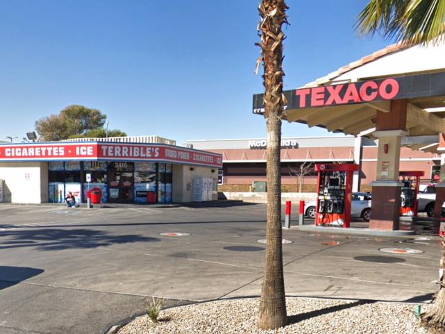 Terrible Herbst Texaco/McDonalds - HILT