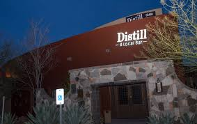 Distill A Local Bar - HILT