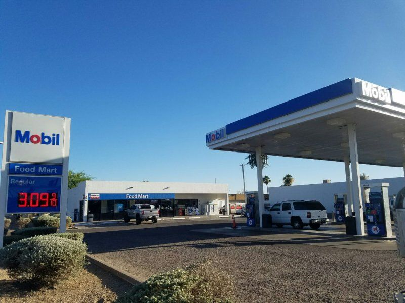 Mobil - 35th Ave & Union Hills - Phoenix Crypto