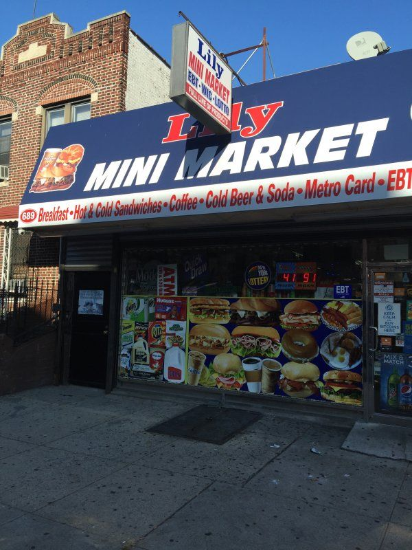 Lily Mini Mart - Cottonwood Vending