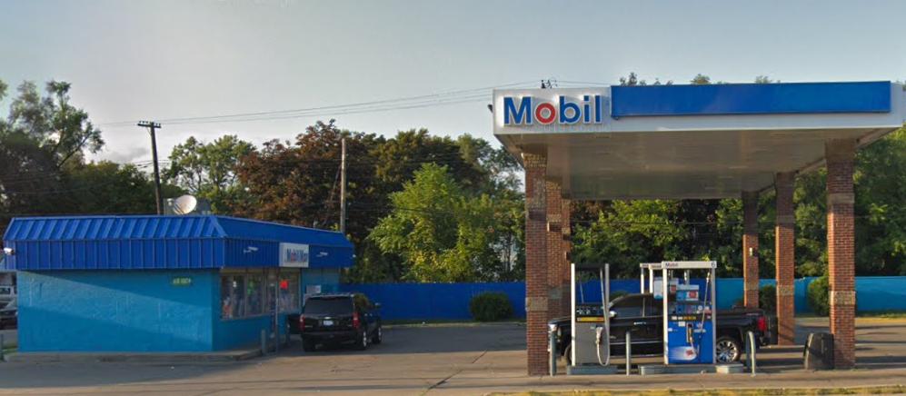 Exxon Mobil Gas Station - International Bitcoin LLC