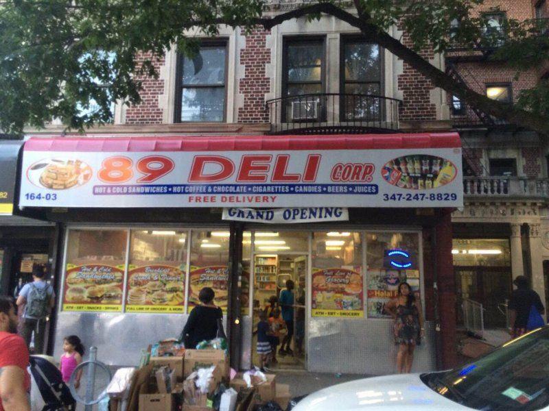 89 Deli - Cottonwood Vending