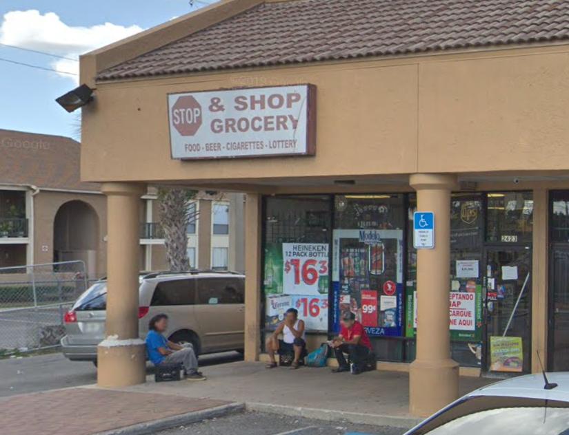 Stop & Shop - Bitstop 1