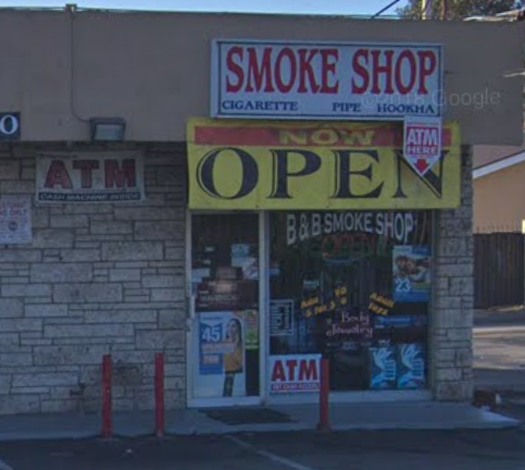 B&B Smoke Shop - Cream Capital