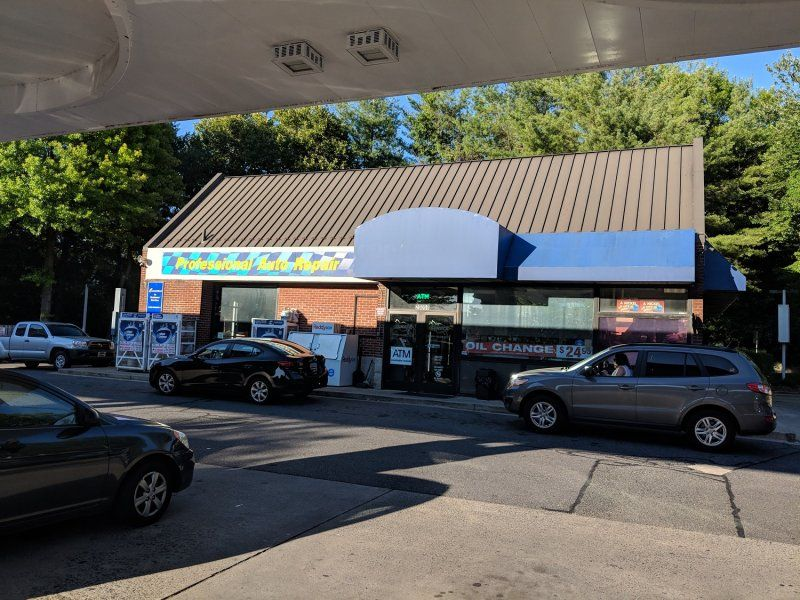 Sunoco Gas Station - HODL ATM, LLC