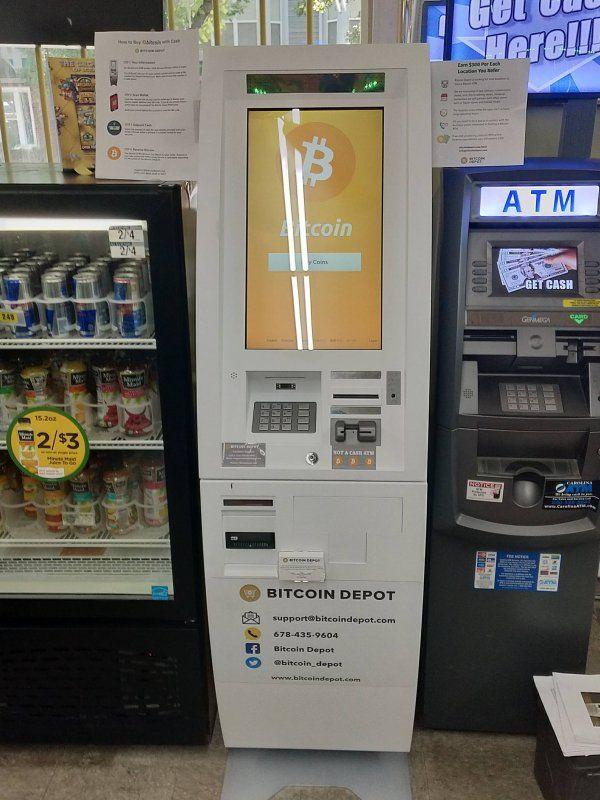Fourth Ward Market - Bitcoin Depot 1