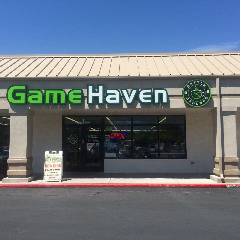 Game Haven - CoinCloud