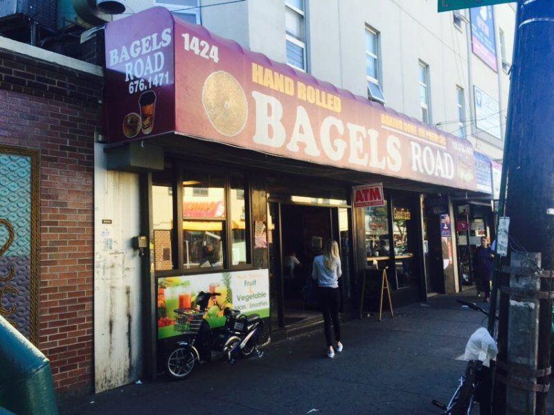Bagels Road - Cottonwood Vending 3
