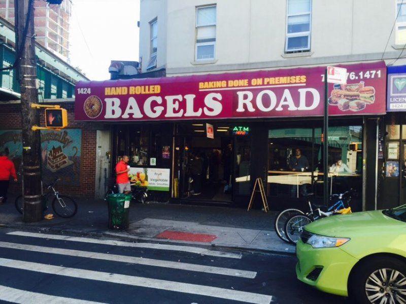 Bagels Road - Cottonwood Vending 2