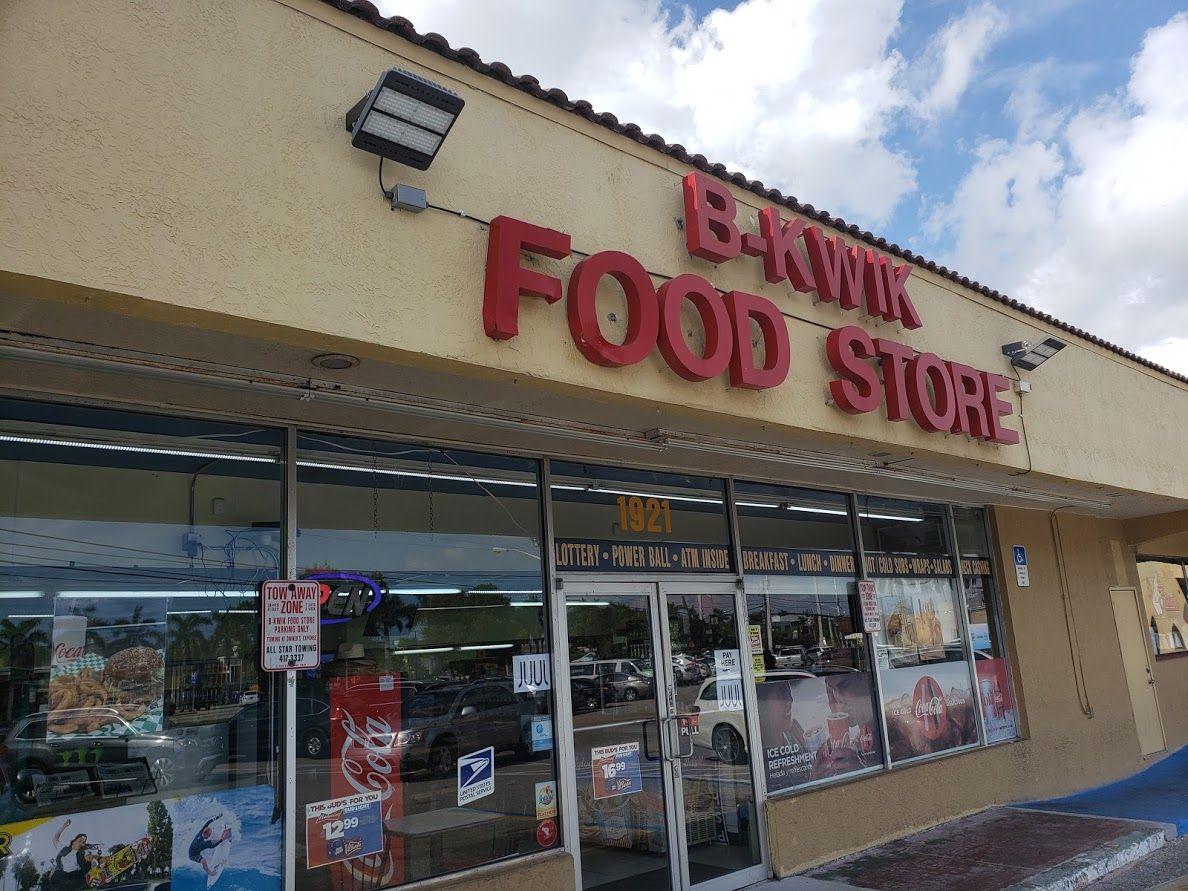 B Kwik Food Store - Coinsource 4