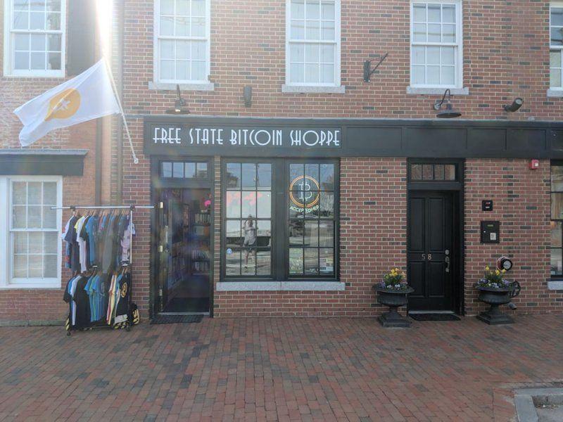 Free State Bitcoin Shoppe - Shire Bitcoin