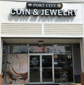 Port City Coin and Jewelry - Shire Bitcoin