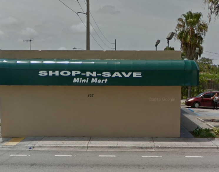 Shop and Save Mini Mart - Coinsource 1