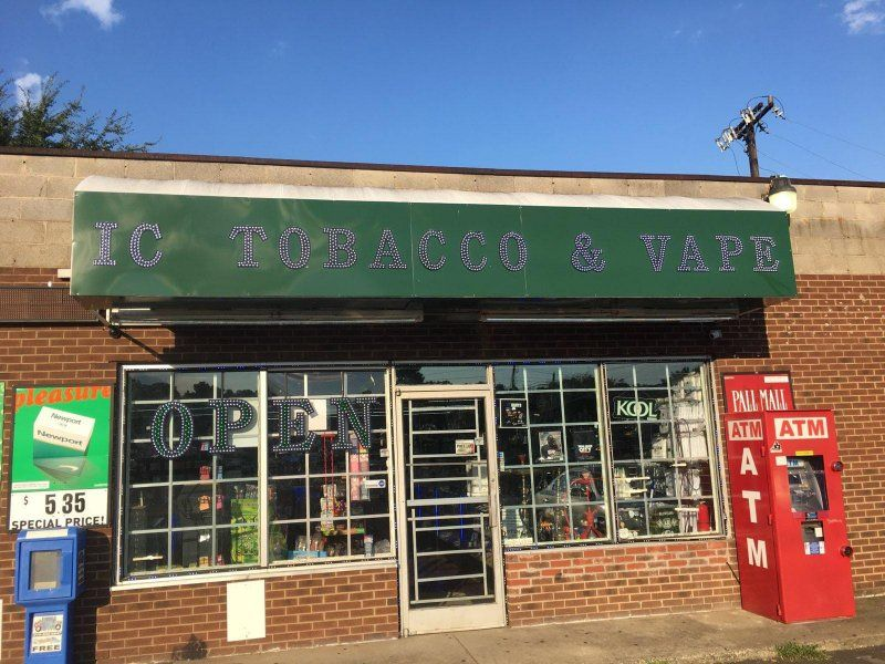 IC Tobacco & Vape - CoinFlip Bitcoin ATMs