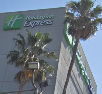 Holiday Inn Express - CoinCloud
