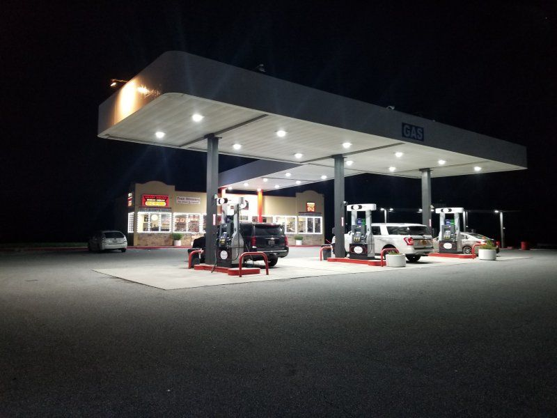 Pioneer Gas Station - Black Frog Blockchain Ventures LLC