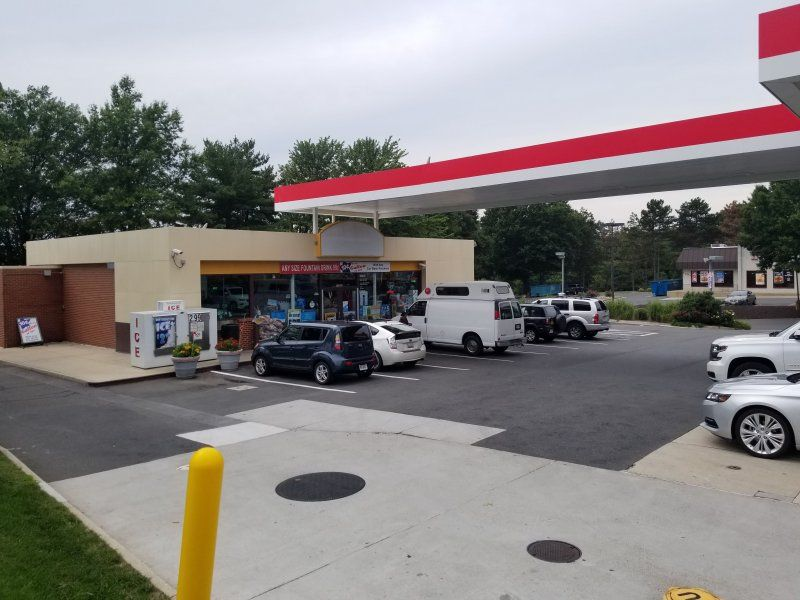 Exxon Gas Station - Black Frog Blockchain Ventures LLC
