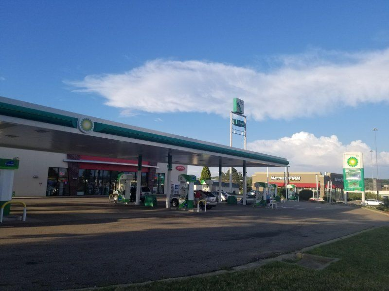 BP Gas Station - Black Frog Blockchain Ventures LLC