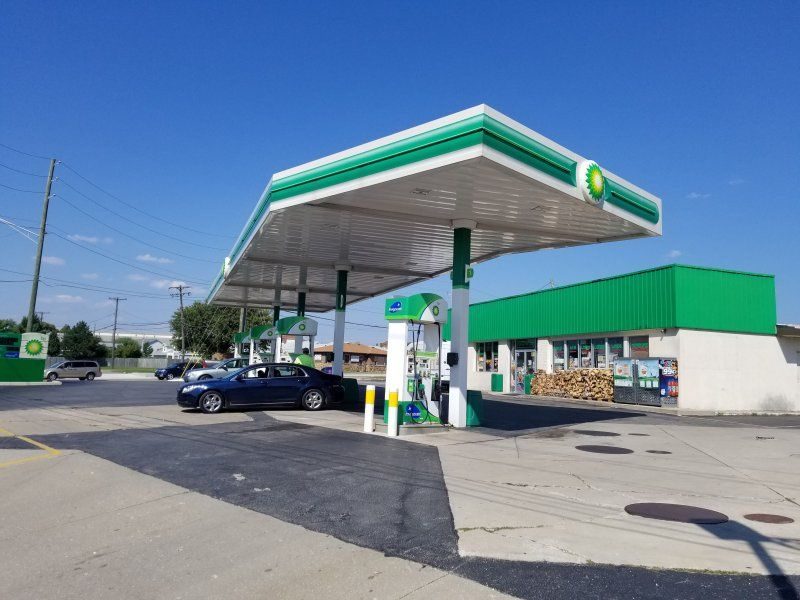 BP Gas Station - Black Frog Blockchain Ventures LLC
