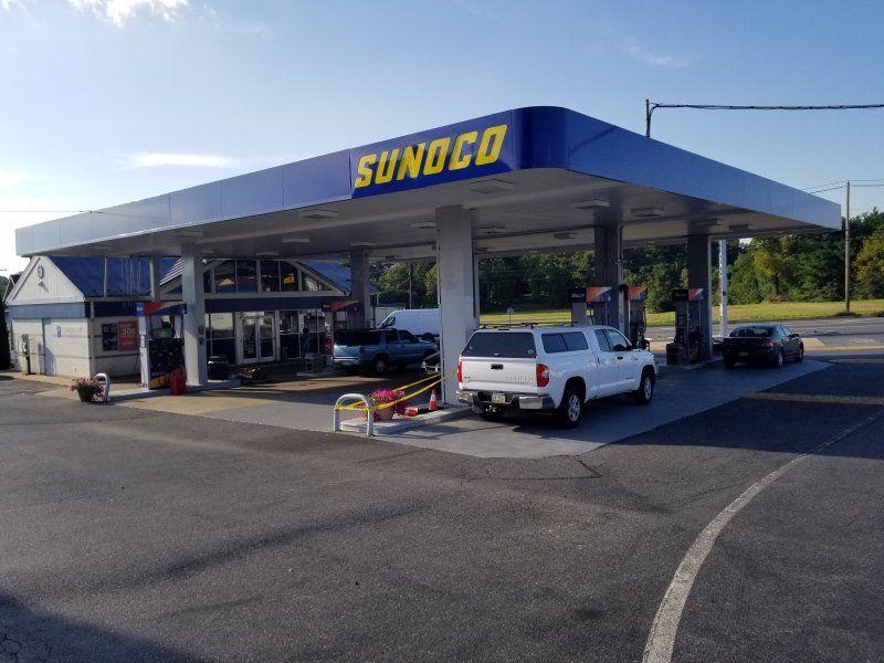 Sunoco Gas Station - Black Frog Blockchain Ventures LLC