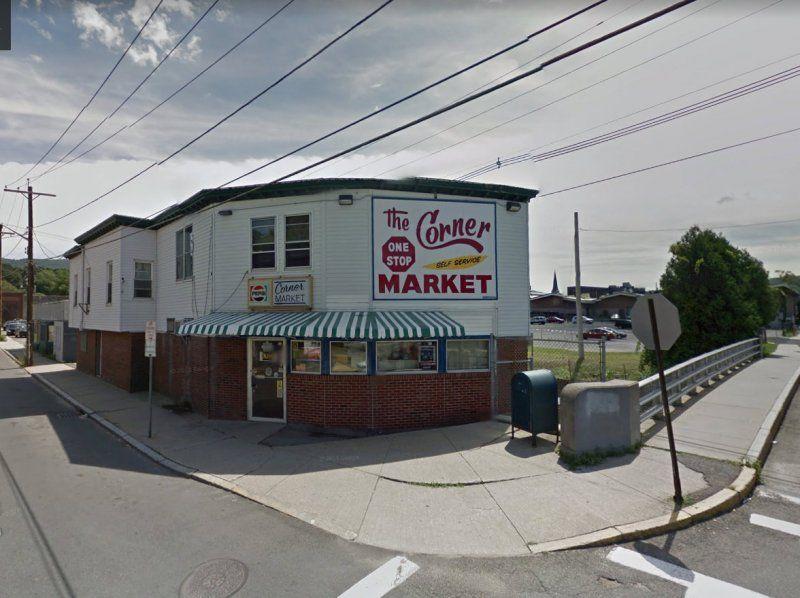 Corner Market - Bitcoin Station