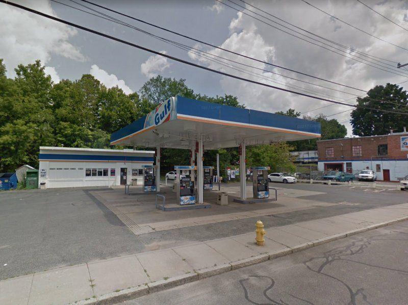 Gulf Gas Station - Bitcoin Station