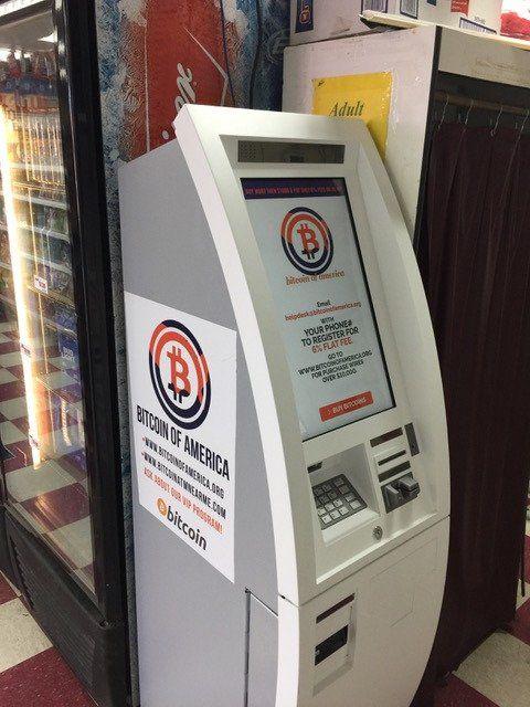 I Liquors Las Vegas - Bitcoin of America 1