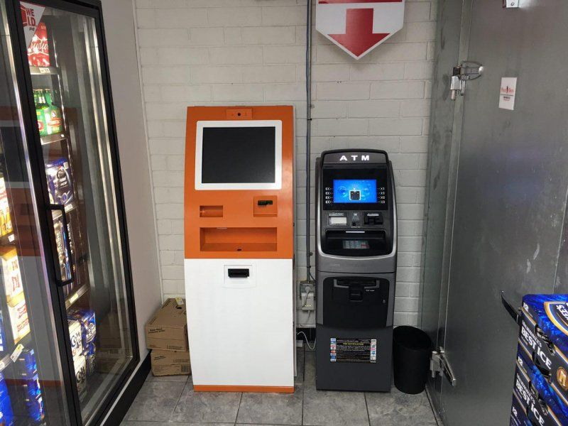 Mobil Gas Charlotte - Bitcoin of America 2