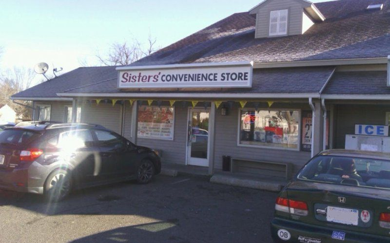 Sisters Convenience Store - Bitcoin Station