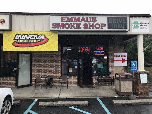 Emmaus Smoke Shop - CoinFlip Bitcoin ATMs