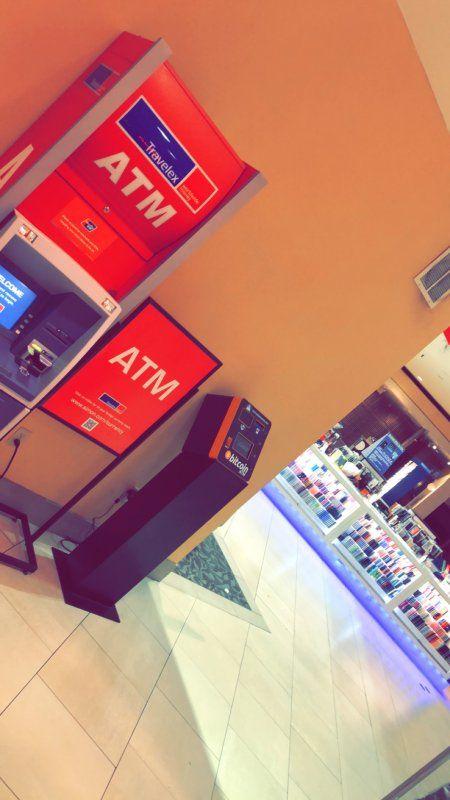 Southridge Mall - Mrs. Fields - Crypto Dispensers Bitcoin ATMs 1
