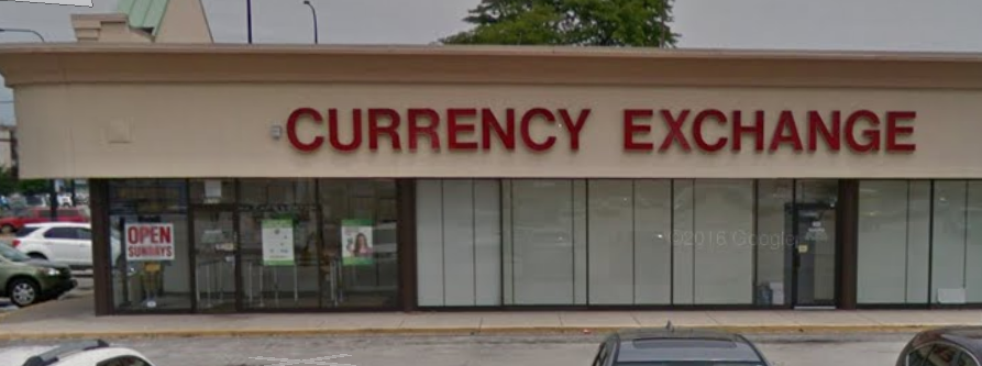 Bridgeview Currency Exchange - Digital Mint
