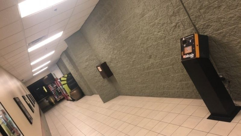 Bay Park Square Mall - Shopko - Crypto Dispensers Bitcoin ATMs 1