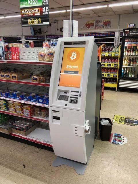 Speedy Mart - Bitcoin of America 1