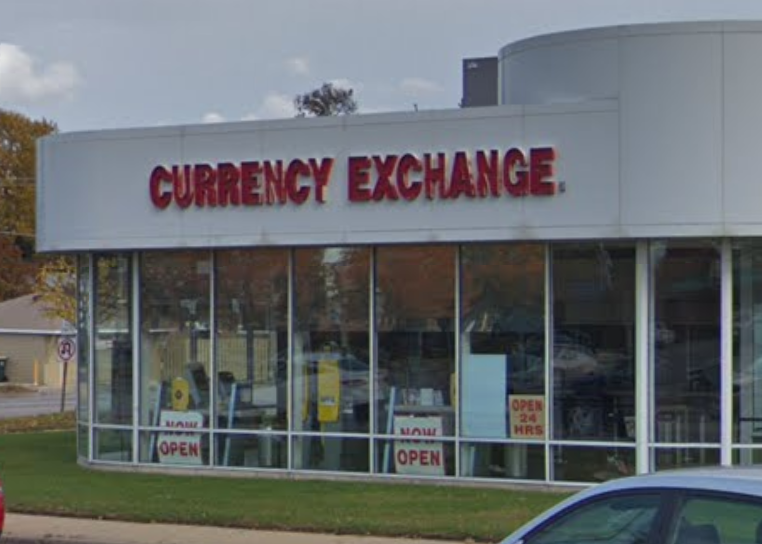 Bellwood Currency Exchange - Digital Mint