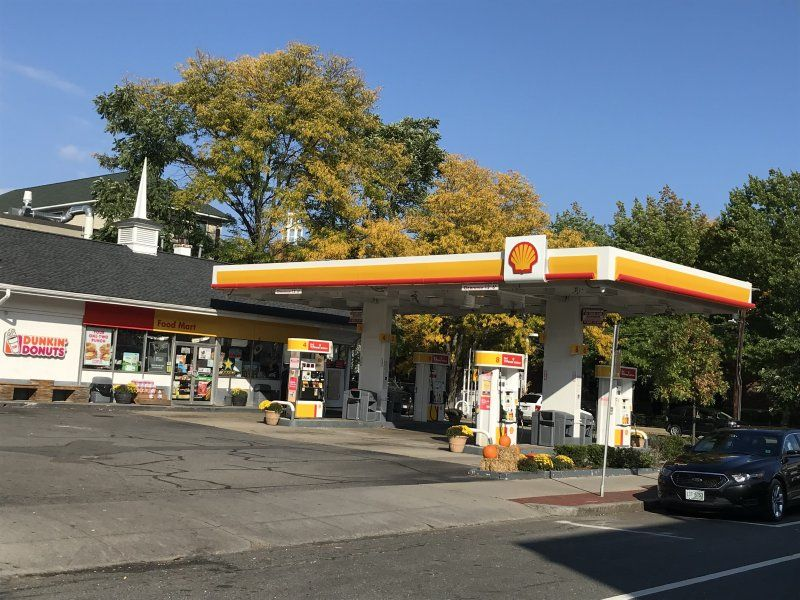 Shell Gas Station - Bitcoin Depot