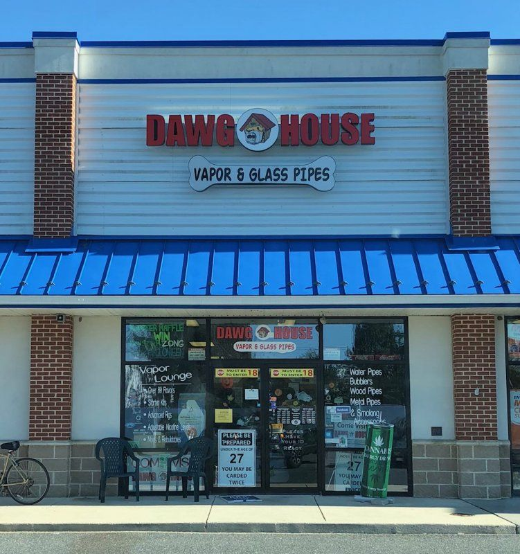 Dawg House Vapor and Glass - Delaware Kiosk, LLC 2